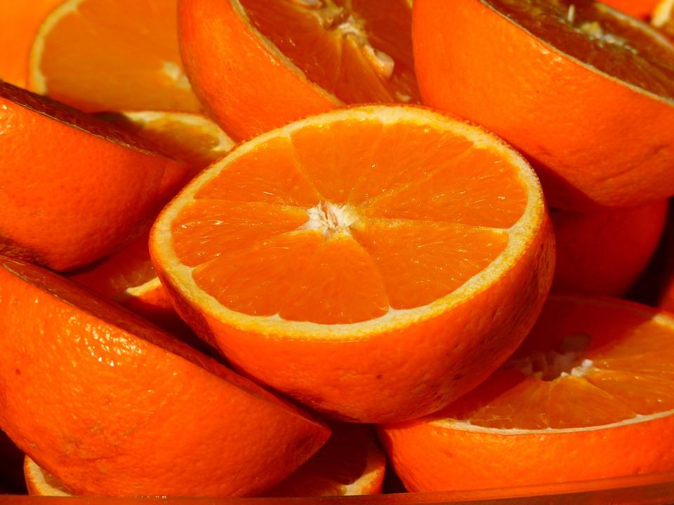 Pomaranče imajo zdravilno moč in ogromno vitaminov