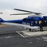 Slovenska policija dobila v uporabo nov helikopter