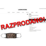 Koronavirus: Zaščitna maska, ki stane 190 evrov? RAZPRODANO!