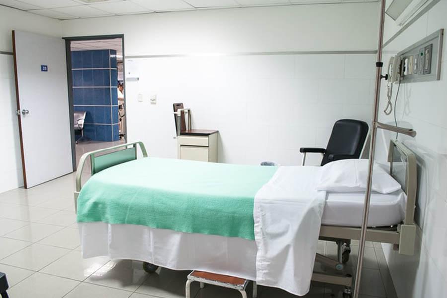 bolniška soba