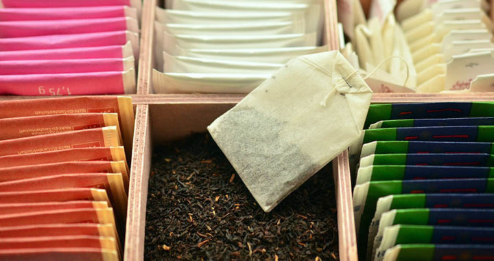 čajna vrečka