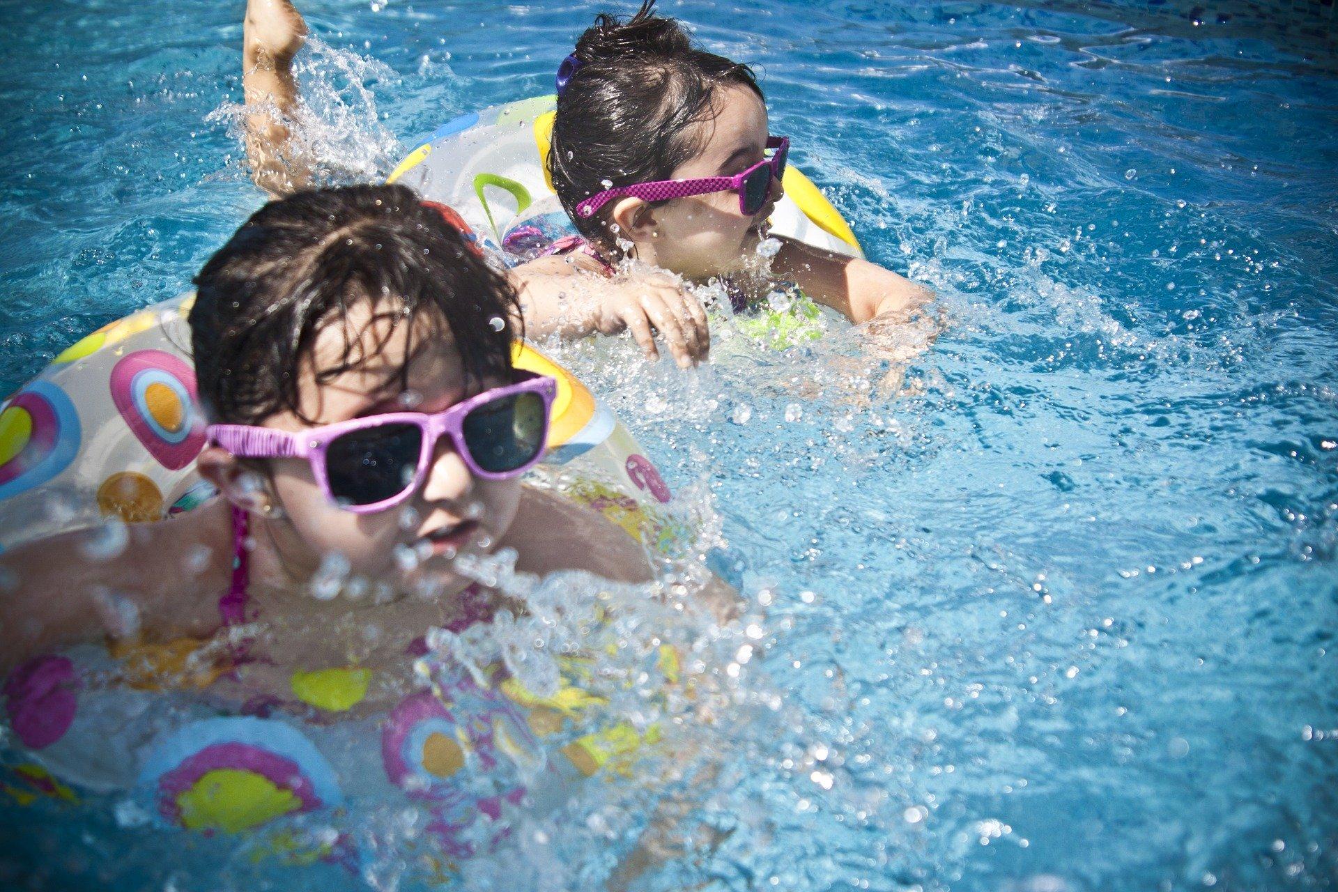 plavanje bazen