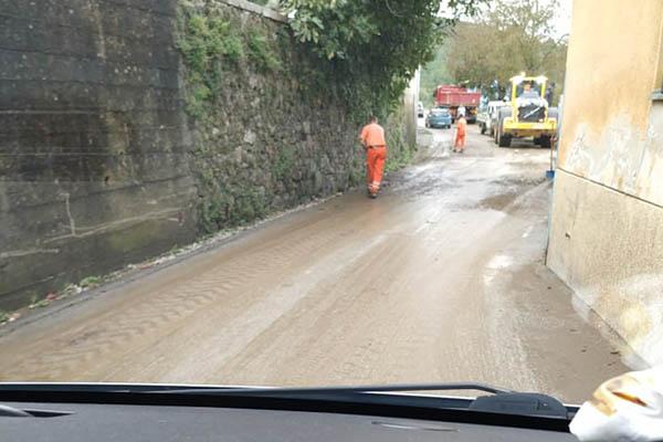 čiščenje cest