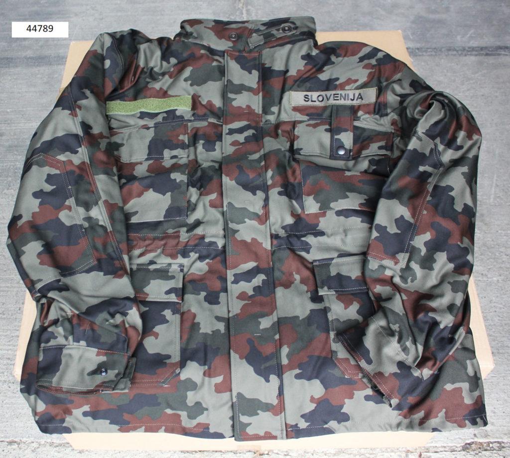 vojaška oprema