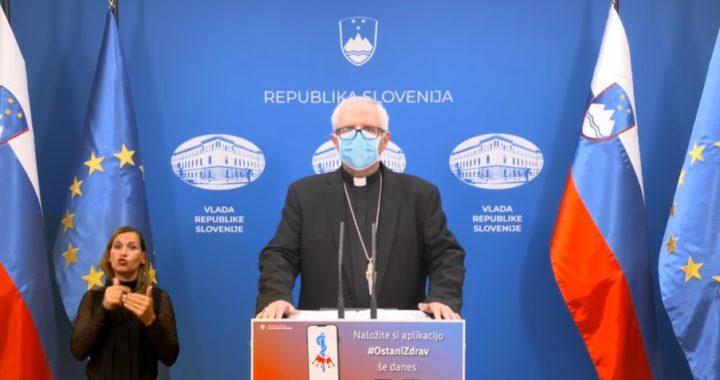 nadškof stanislav zore