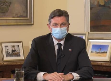 predsednik borut pahor