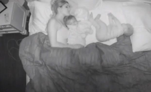 zakaj se mamice zbudijo zaspane