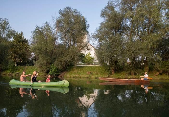 Mestna čolnarna Kostanjevica na Krki