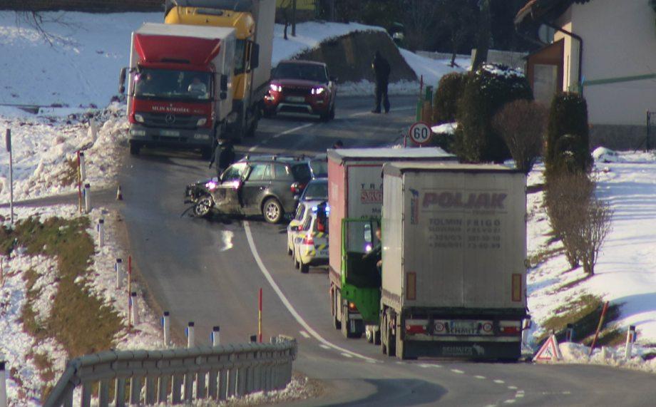 prometna nesreča stranice