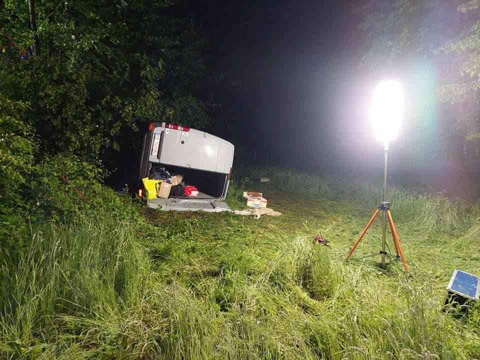 prometna nesreča pgd zreče