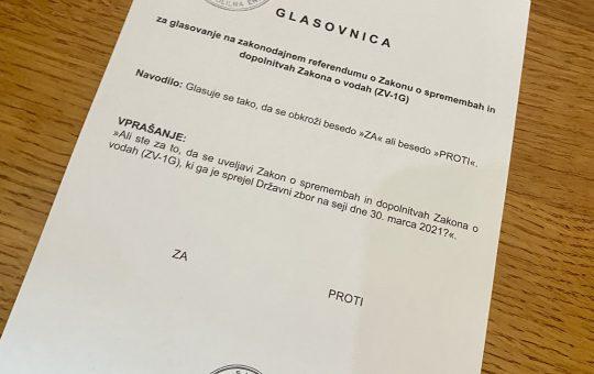 Referendum zakon o vodah